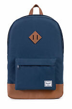 New HERSCHEL SUPPLY CO. Heritage Backpack Navy Mens,Womens