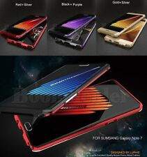 Hot Luphie Aviation Aluminum Metal Bumper Frame Case For Samsung Galaxy Note 7