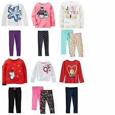 NWT $212 Toddler Girl Fall Lot Carters Oshkosh Vigoss Jeans Mix Match Outfit 2T