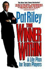 Winner Within : A Life Plan for Team Players by Pat Riley (1994, Paperback)