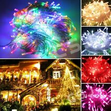 LED Fairy Lights Wedding Indoor Outdoor Christmas Xmas Garden Party Lighting NEW