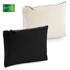 Westford Mill WM530 Canvas Accessory Case/Cover, High Quality Multipurpose Pouch