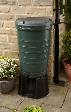 190 litre water butt kit for medium sized gardens. Double kit also available