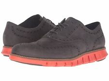 Men's Shoes Cole Haan Zerogrand Wing Oxford Leather C23733 Pavement *New*