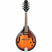 Ibanez M510E A-STYLE Acoustic-Electric Mandolin (BROWN SUNBURST)