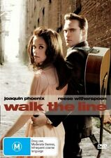 Walk The Line (Johnny Cash movie DVD, 2006) Joaquin Phoenix & Reese Witherspoon