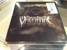 T shirt medium size bullet for my valentine!! new in a tin factory sealed!!!!