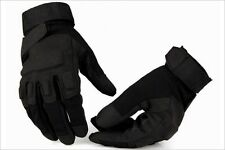 Tactical Airsoft Shooting Motorcycle Carbon High Sale Knuckle Full Finger Gloves