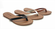 New Women's Fashion  Flip Flop Sandal Shoes Size 5 - 10