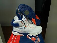 Ewing Athletics 33 Hi White/Royal/Orange 1EW90014136 sz 9-10