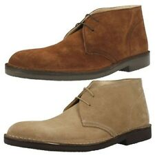 Mens Loake Smart/Casual Ankle Boots Sahara