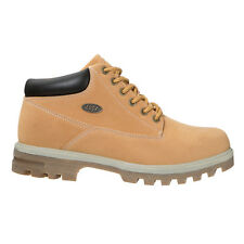 Lugz MEMPEK-7401 Men's Tan Empire Wr EEE Hiking Boots - New With Box