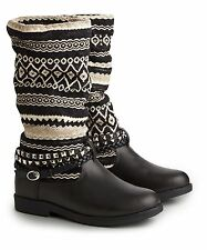 Joe Browns Aztec Biker Boots