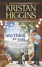Anything for You (The Blue Heron Series), Higgins, Kristan, Good Book