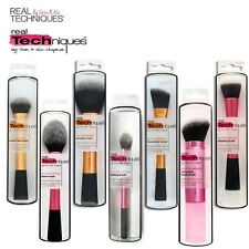 New Real Techniques Makeup Brushes Foundation Powder Starter Blush Expert Face