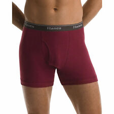 Hanes Classics Mens Assorted Dyed Boxer Briefs New