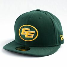 Edmonton Eskimos CFL 59FIFTY Basic Logo Fitted Cap