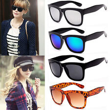 Retro Vintage Mens Womens Unisex Oversized Sunglasses Outdoor Sports Eyewear