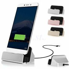 3.1 Type C Charger USB Data Docking Stand Station Cradle Fast Charging Sync Dock