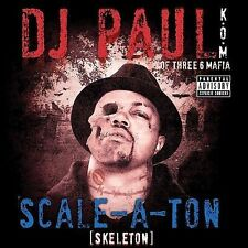 DJ PAUL (RAP) - Scale-A-Ton [PA] CD ** BRAND NEW : STILL SEALED **