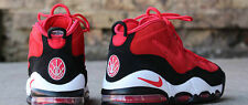 NIKE AIR TEMPO UPTEMPO 9.5 PIPPEN RED BLACK WHITE Max 6 1 Jordan 11 retro 72 10
