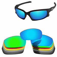 Polarized Replacement Lenses For-Oakley Split Jacket Sunglasses Multi - Options