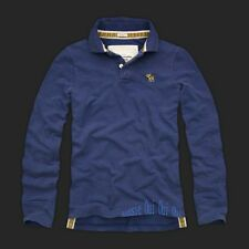 Abercrombie & Fitch vintage long sleeved polo shirts NWT authentic items