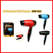 1600W Foldable Handle Hair Dryer Professional Stylist Hair Dryer Compact Storage