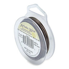 Beadalon Artistic Wire - 20 gauge - 0.81mm - 15yds - many colours