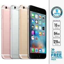 NEW Apple iPhone 6S Plus 4G 16GB 64GB 128GB (A1687) 12 Month Apple WTY *Unlocked