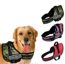 Big Soft Adjustable Harness Pet Large Dog Walk Out Non Pull Harness Vest Collar