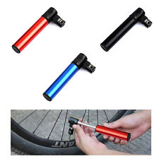Outdoor Mini Bicycle Cycling Bike Air Pump Tyre Tire Inflator Presta Schrader