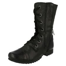 Ladies Legendary Raw By Caterpillar - Lace Up Boots Jane