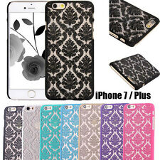 Protective Ultra Slim Back Case Cover for Apple iPhone 7 Plus 6S 6 Plus 5 5S SE