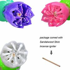 Musical Lotus Flower Happy Birthday Candle Music Candle Party Supplies New 1 Pcs
