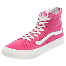Vans Womens Sk8 Hi-Top Zip Back Shoes