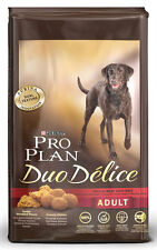 Pro Plan Duo Delice Adult Beef & Rice Adult Dry Dog Food