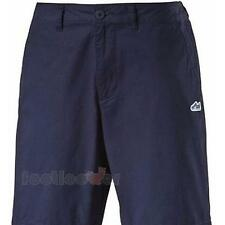 Puma Chino Shorts 568591 10 Navy Fashion Casual Man Sport Tennis