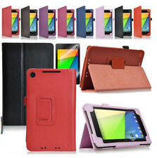 360 Rotating Smart Leather Stand Case Cover For Asus Google Nexus 7 2 Gen 2nd