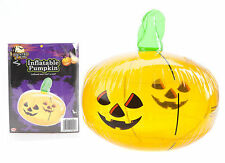 34 CM SCARY SPOOKY HALLOWEEN INFLATABLE PUMPKIN TRICK OR TREAT PARTY DECORATION