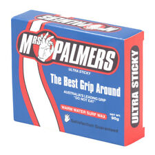 Mrs Palmers Warm Water Surf Wax in Multi-Coloured