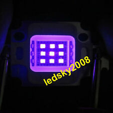 10W High Power UV Light LED Chip 365nm 375nm 385NM 395nm 400nm 415 Ultra Violet