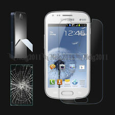 Premium Tempered Glass Film Screen Protector for Samsung Galaxy S Duos GT-S7562