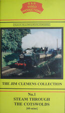 B&R Vol 62 - Steam through the Cotswolds - Railway VHS Video