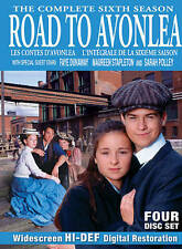 Road to Avonlea: The Complete Sixth Season (DVD, 2012, 4-Disc Set)
