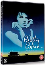 BETTY BLUE  ( 2 DISC INC DIRECTORS CUT )  GENUINE BRAND NEW SEALED UK DVD