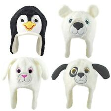 Baby Hat Boys Girls Fleece Puppy|Sheep With Ears Winter Polyester 6-18 Months
