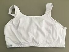 New Glamorise 44F Double Layer Custom Control Sports Bra 1166 Wire Free NWOT