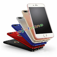 Luxury Ultra Thin Slim Matte Hard Back Case Cover for Apple iPhone 7 & 7 Plus ""