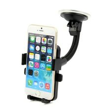 Car Windshield Suction Cup Mount 360 Rotating Mount Stand Holder For Cell Phone
